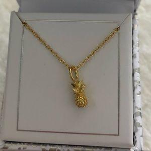 Jewelry - 🍍LA Rocks – Mini Pineapple Pendant Necklace
